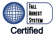 Certificado Fall Arrest System