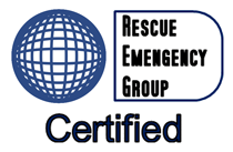 Certificado Rescue Emergency Group