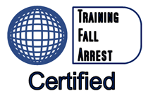 Certificado Training Fall Arrest